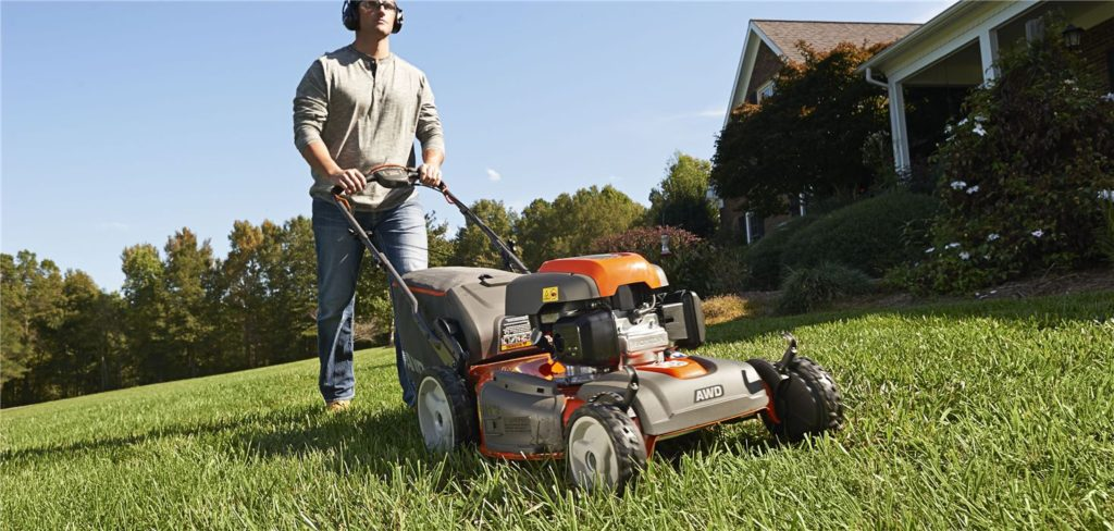 Surrey lawn maintenance